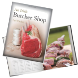 An Irish Butcher Shop book