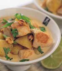 Creamy Thai Chicken Curry