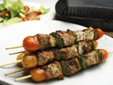 Recipe for Pork Kebabs
