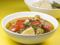Creamy Thai Curry recipe