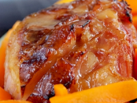 Recipe for Mustard Glazed Bacon