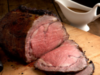 Recipe for Roast Rib Eye Beef