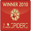 Eircom Spider Awards - Winner of the Retail Excellence Award