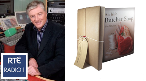 Pat Kenny Interviews Pat Whelan on RTE Radio 1