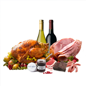 James Whelan Butchers - Christmas Hampers
