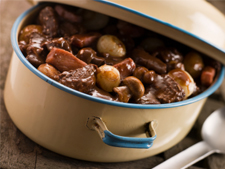 Braised Beef and Guinness Casserole