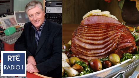 Christmas Ham Tips on Pat Kenny Show