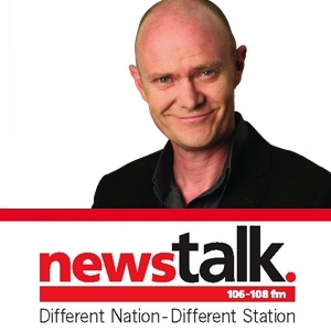 Sean Moncrieff Interviews Pat Whelan