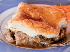 James Whelan Butchers Steak and Kidney Pie - Get the Recipe