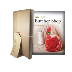 An Irish Butcher Shop in vintage wrapping