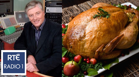 Pat Kenny talks Christmas Turkey with Pat Whelan