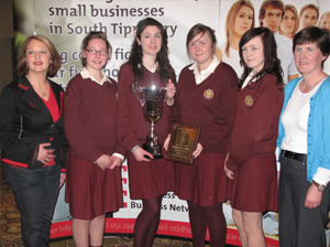 Presentation Secondary Thurles Winners