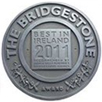 Bridgestone - Best in Ireland Award 2011