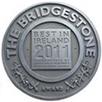 Bridgestone - Best in Ireland Award 2011