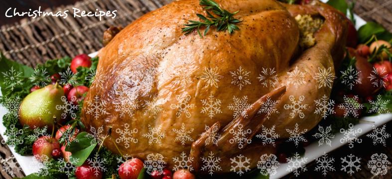 Christmas Recipe Wrap Up