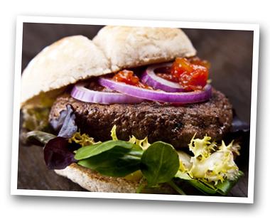 Wagyu Burger - cooked