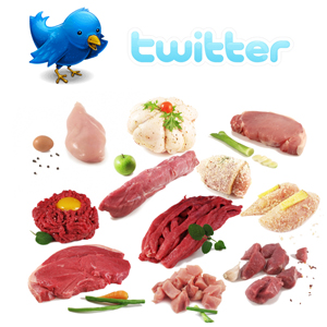 Meat for a Month Twitter Competition