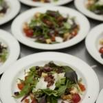 Starter at Long Table Dinner 2011 - Rockwell College