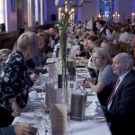 Long Table Dinner 2011 - The Refectory Rockwell College