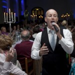 The Singing Waiters -Long Table Dinner 2011