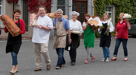 Long Table Dinner 2011 -  Irish Independent