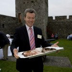 James Whelan Butchers Long Table Dinner 2008 - Gary Breen Fáilte Ireland Tourism