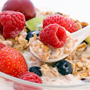 Healthy Fruity Breakfast Muesli