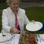 James Whelan Butchers Long Table Dinner 2008 - Serving Up Starters