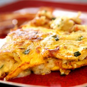 Pat Whelan Healthier Breakfast Omelette