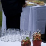 James Whelan Butchers Long Table Dinner 2008 - Summer Fruit Refreshing Drink