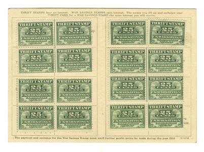 Thrift Stamp