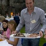 James Whelan Butchers Long Table Dinner 2008 - T.J. Crowe of Crowesfarm
