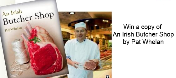 James Whelan Butchers Book Giveaway