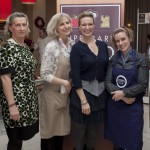 Russell Catering, Crossogue Preserves and Cashel Blue with Rachel Allen