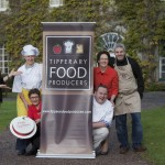 Tipperary Food Producers with Rachel Allen at the Launch of Food Extravaganza 2011
