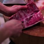Great traditional skills at James Whelan Butchers