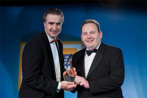 AIM Best SME 2012