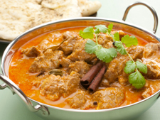 Kashmiri Lamb Curry