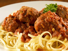 Spicy Beef Meatballs