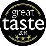 Great Taste Awards 2014 3 Stars - Selected as a 2014 Top 50 Food