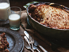 Cottage Pie with Porcini Mushrooms