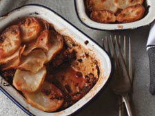 Individual Potato-Topped Steak and Chorizo Pies thumbnail