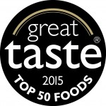 Great Taste Awards Top 50 Foods 2015