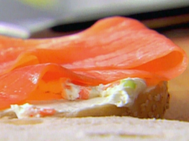 Hot Smoked Organic Salmon (Plain)