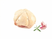 Chicken Cushion with Ham